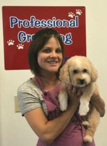 All About Dogs Professional Groomer Andrea