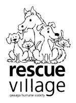 Geauga Humane - Rescue illage