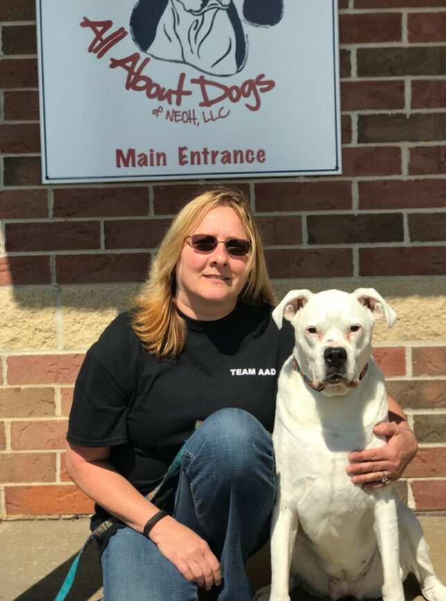 All About Dogs Team - Deanna