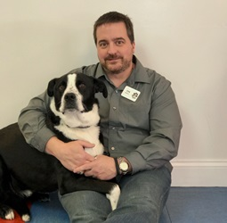 All About Dogs Team - Tim